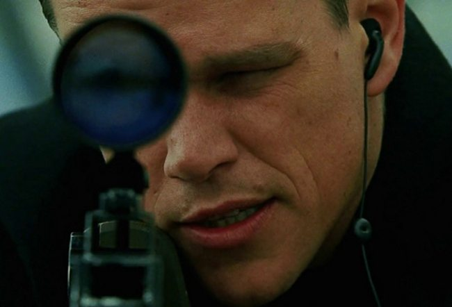 Matt Damon back as Jason Bourne