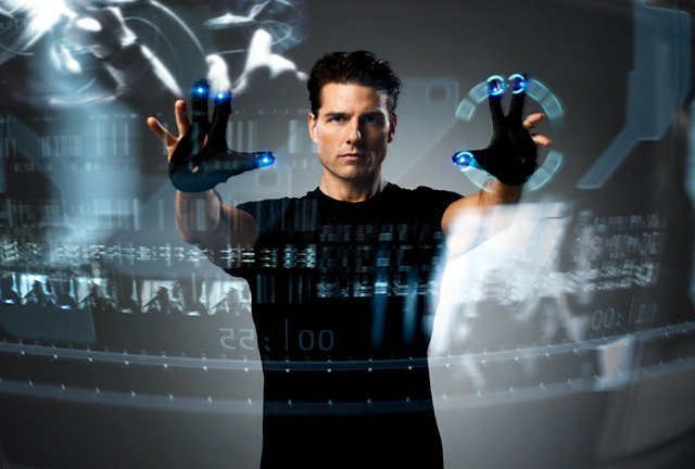 Minority Report Top 10 Sci-Fi
