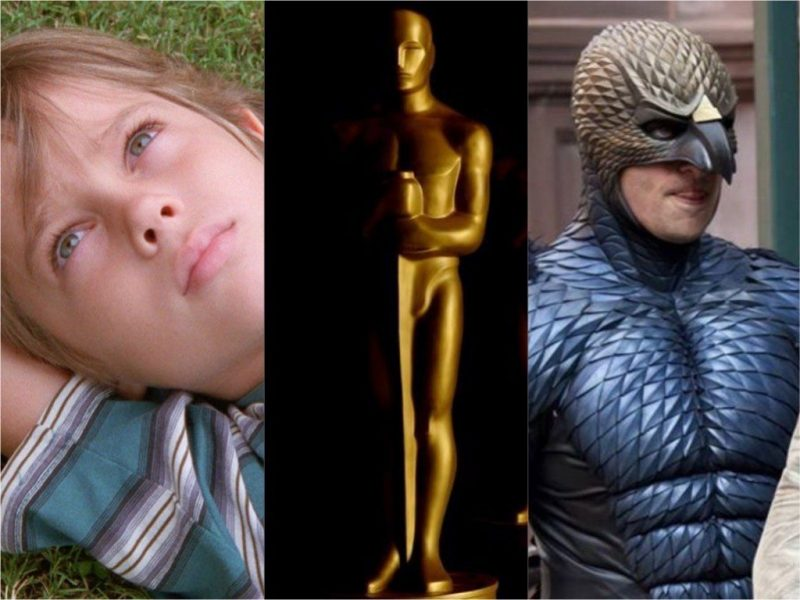 Oscar Boyhood Birdman