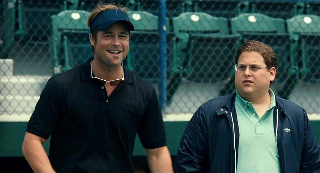 Moneyball Movie Still