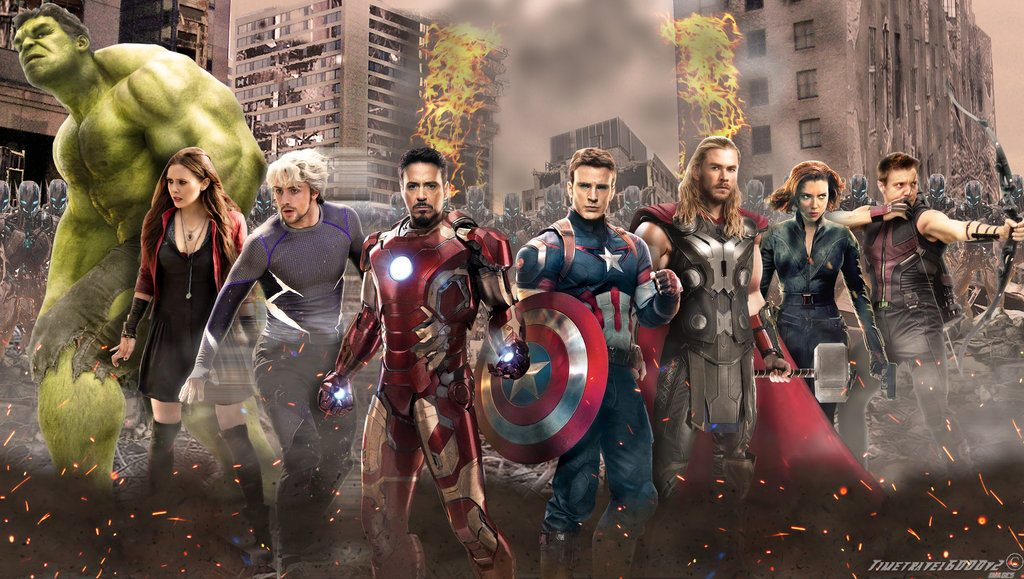 Review   Avengers  Age...