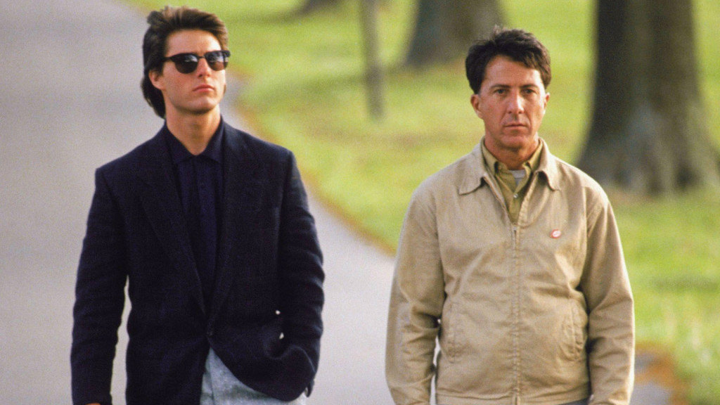 Tom Cruise Rain man 1