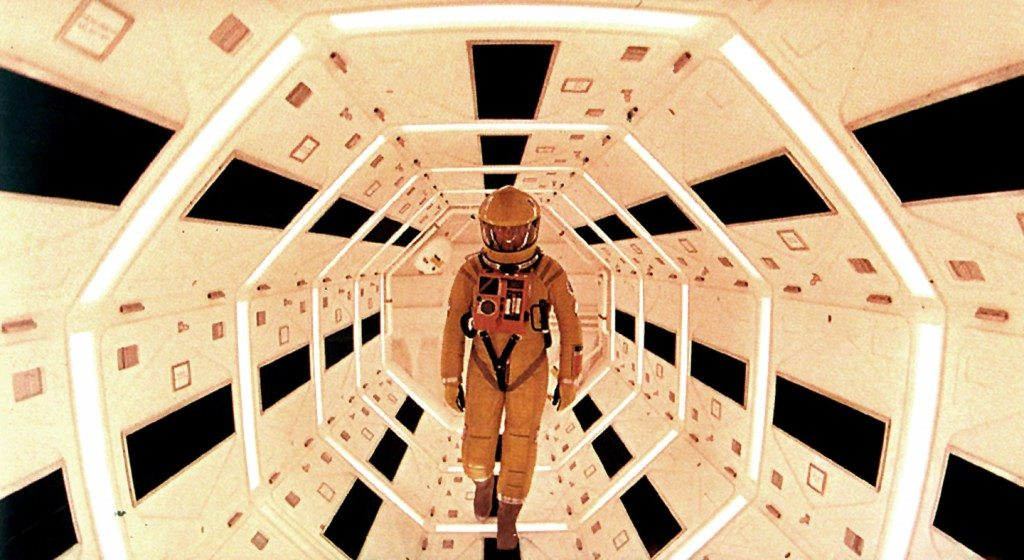 2001 - A Space Odyssey-