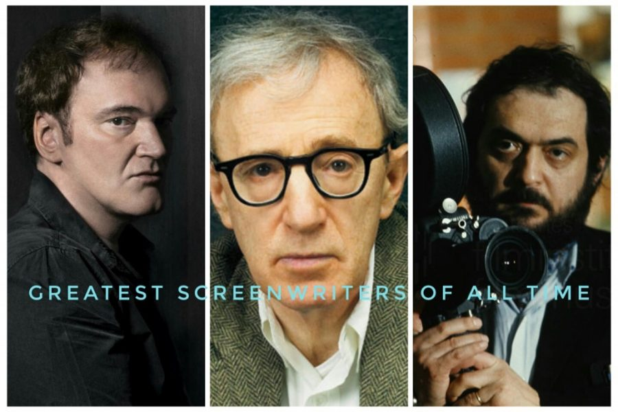 12 Best Screenwriters of All Time - The Cinemaholic