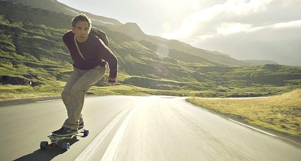 Secret Life of Walter Mitty Iceland