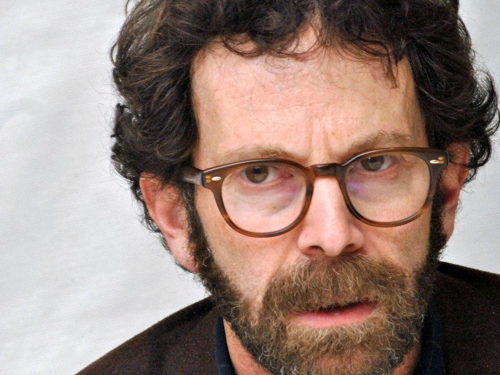 "Charlie Kaufman, the writer and director, at the Hollywood Foreign Press Association press conference for ""Anomalisa"" held in Beverly Hills, California on November 23, 2015. Photo by: Yoram Kahana_Shooting Star / eyevine For further information please contact eyevine tel: +44 (0) 20 8709 8709 e-mail: info@eyevine.com www.eyevine.com"