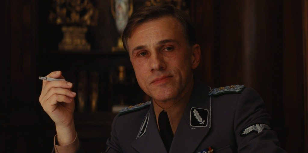 Christoph Waltz inglourious basterds