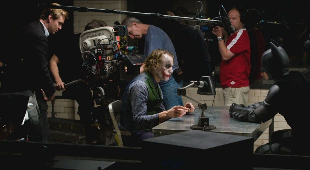 Christopher Nolan Dark Knight