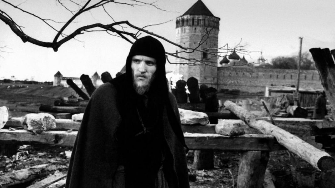 5.Andrei Rublev (1966)