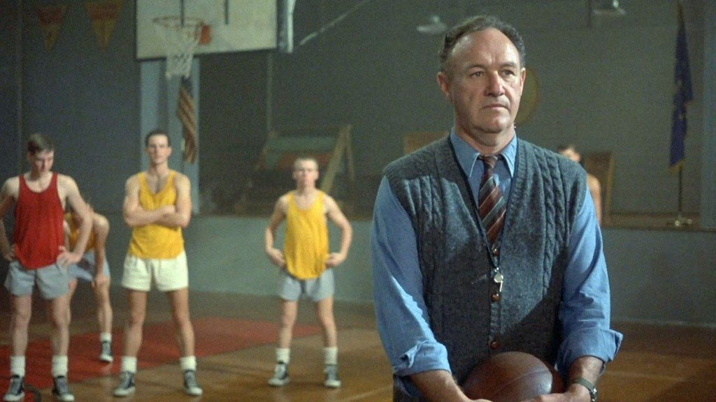 Hoosiers Best Sports Movie