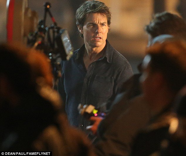 Tom Cruise The Mummy 6
