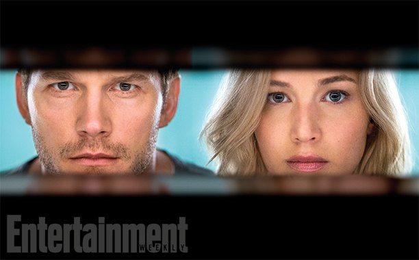 Passengers Jennifer Lawrence Chris Patt