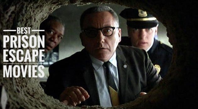 Prison Escape Movies 10 Best Prison Break Movies Of All Time