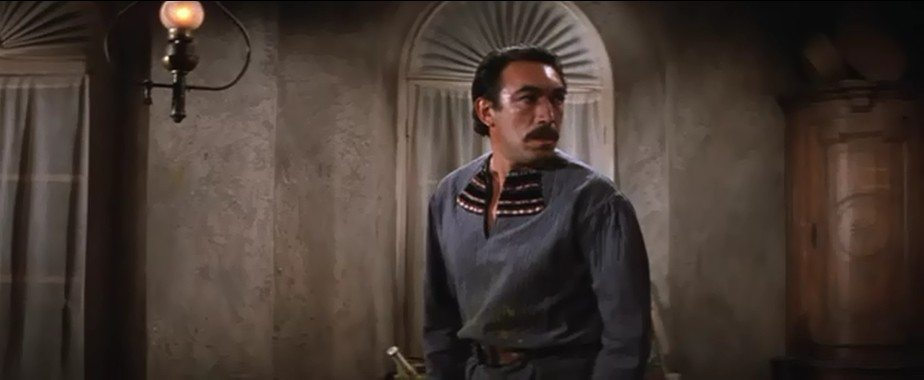 Anthony Quinn Lust for Life