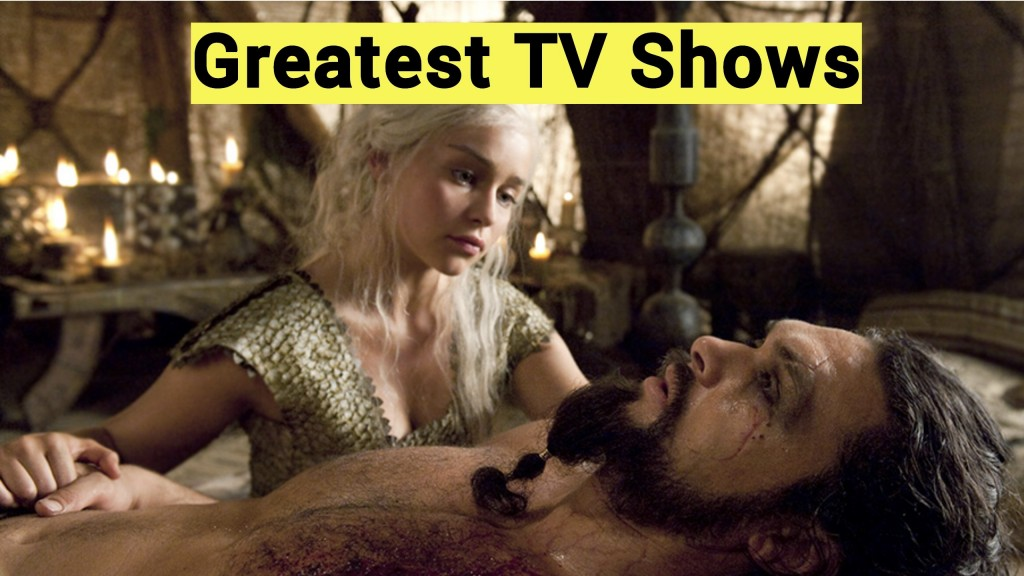 Best TV Shows of All Time - Metacritic