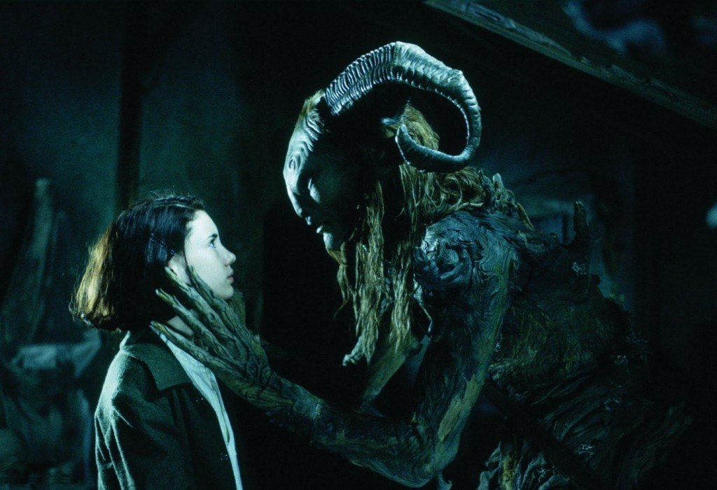 an analysis of pans labyrinth a movie by guillermo del toro
