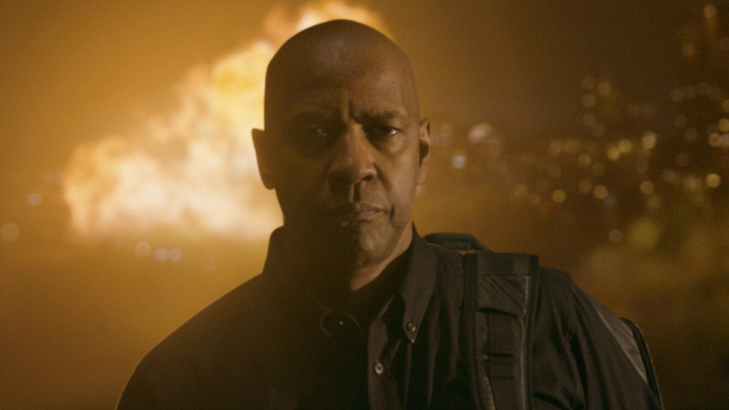 Top 10 Movie Vigilante - Robert McCall, The Equalizer