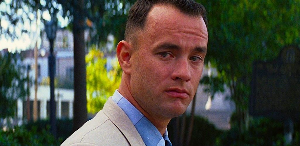 as you like it and forrest gump belonging It's a heartwarming journey through defining events of the late 20th century, as  seen through the eyes of a dim-witted but honorable hero.