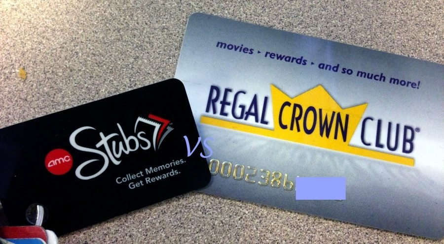 Regal Crown Club Rewards Center is where users can browse and purchase items earned from their Loyalty Rewards Card.