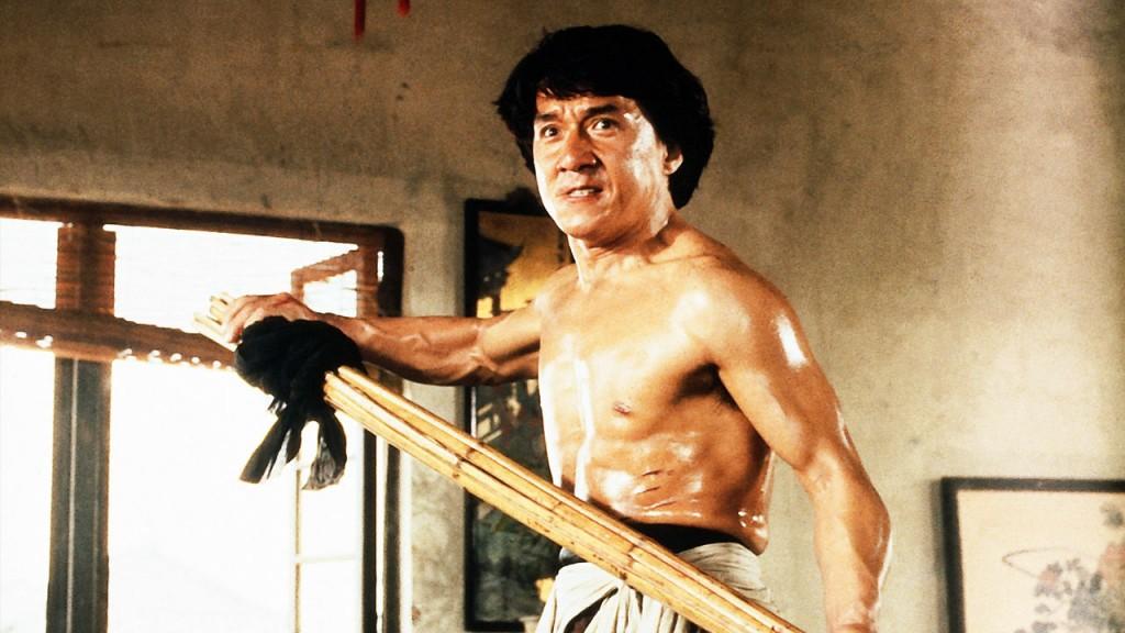 Jackie Chan Movie