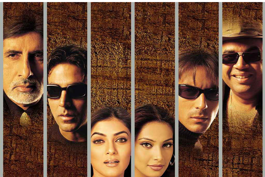 bollywood thriller