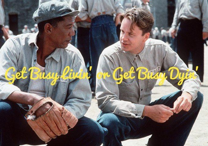 Five Reasons Why IMDB Ranks Shawshank Redemption the Best Ever Movie