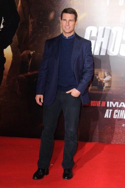 tom cruise height – The Cinemaholic
