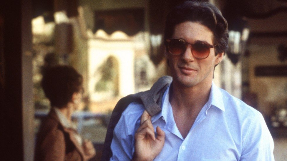 Richard Gere At His Sexiest This Film Dropped Gere Right On The Radar And Gained Him Recognition As A Sex Symbol If Not As An Actor