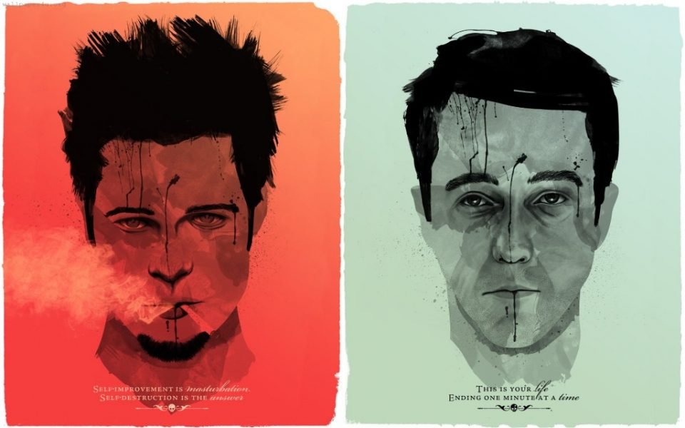 fight club art work
