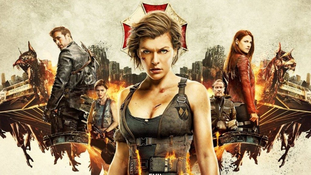 All Resident Evil Movies In Order From Worst To Best Cinemaholic