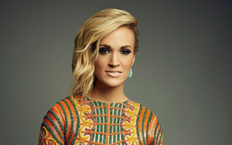 aebae6869f464 Real Name  Carrie Marie Underwood