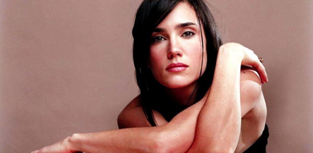 Jennifer connelly lesbian scene in movie