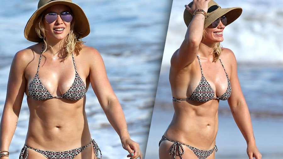 Hilary duff nude picture photos