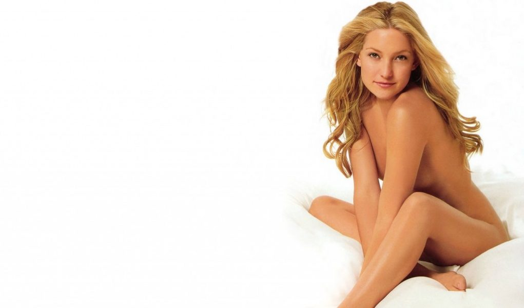 Kate hudson naked with legs spread — photo 14