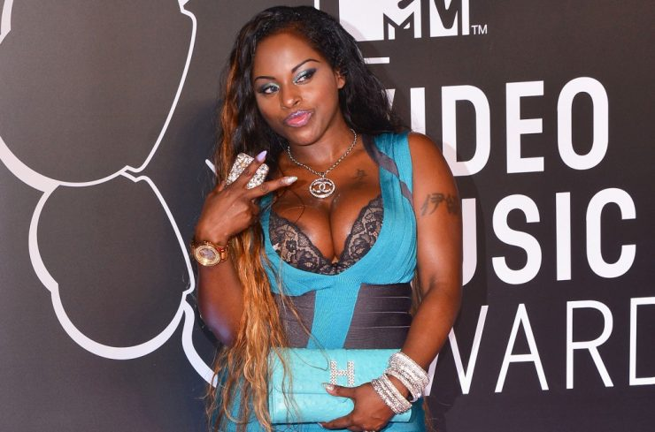 Groups rapper foxy brown naked holly busty
