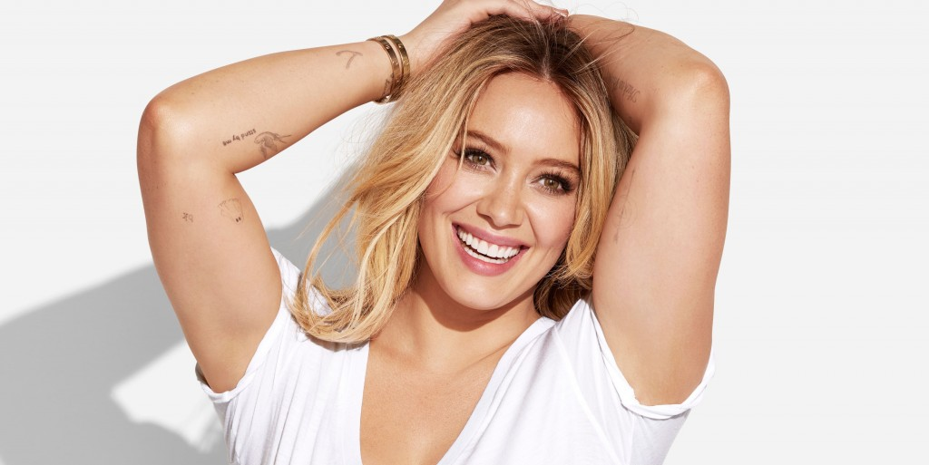 hilary duff nude