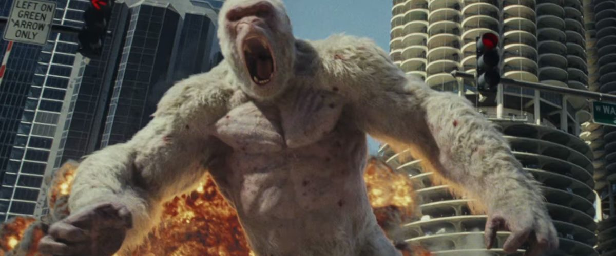 Rampage 2 Release Date Cast Movie Plot Sequel Trailer News
