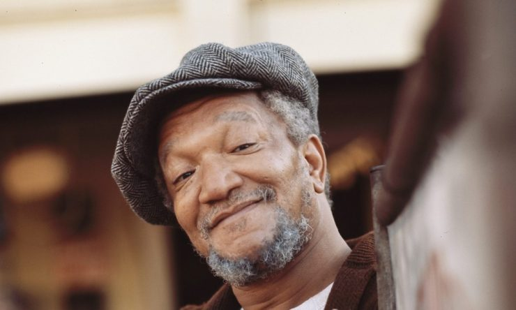 Redd Foxx Age Height Spouse Daughter Quotes The Cinemaholic