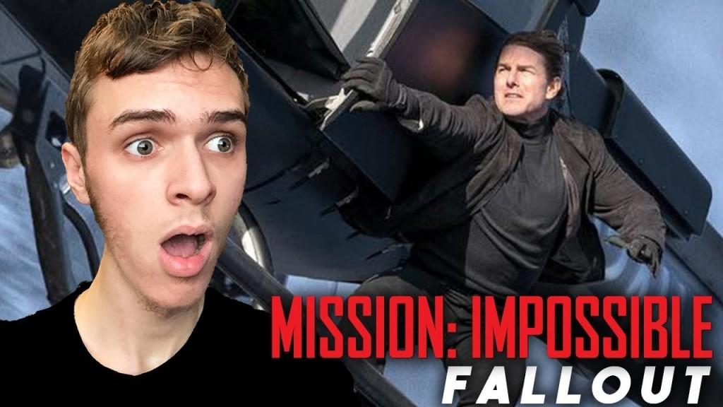 Tom Cruise Upcoming New Movies (2018, 2019) Full List