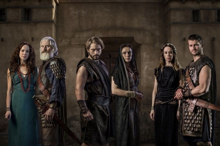 Troy Fall of a City Season 2: Release Date, Cast, Renewed or