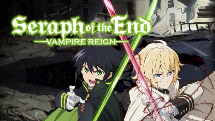 Seraph Of The End Season 3 Release Date Characters English Dub