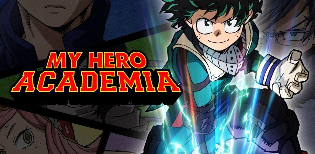 My Hero Academia Season 4 Release Date Characters English Dub