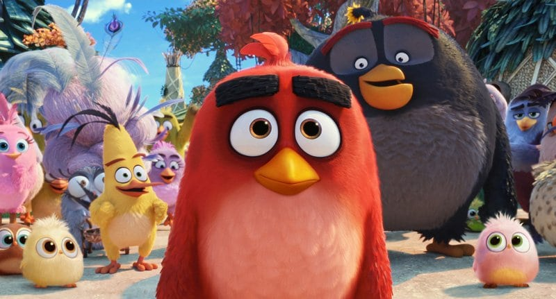 Angry Birds Movie Characters: New The Angry Birds Movie 2: Cast, Plot, Release Date