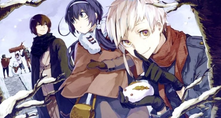 Bungo Stray Dogs Season 3 Release Date Characters English Dub