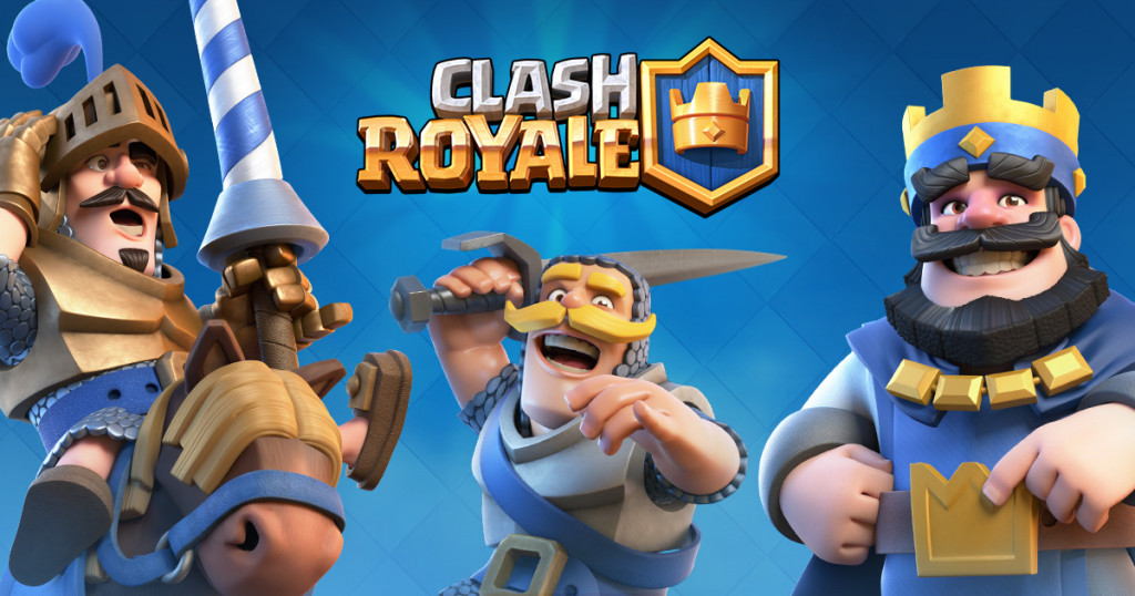 Clash Royale: Like League of Legends
