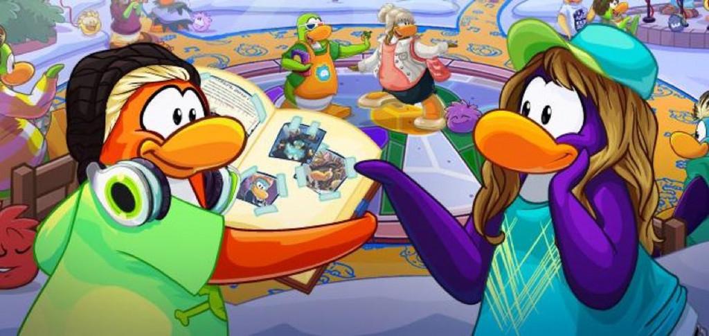 free online games like club penguin