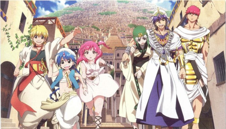 Magi The Labyrinth Of Magic Season 3: Release Date