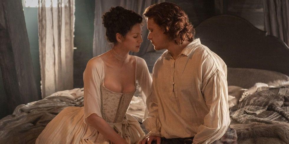 Outlander Sex Scenes, Ranked | Best Outlander Nude Scenes