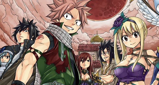 Fairy Tail Season 10 Release Date Characters English Dub
