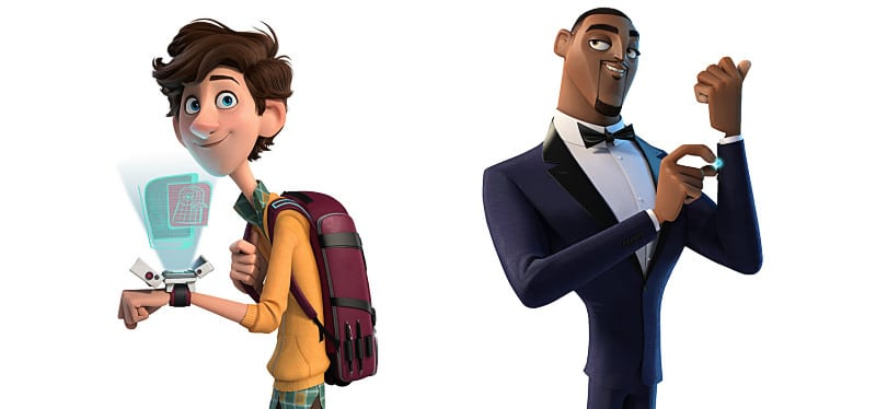 Spies In Disguise Cast Plot Release Date Trailer News